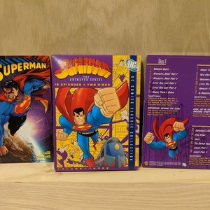 Superman :The Animated Series Vol. 3/18 eps/2-disc